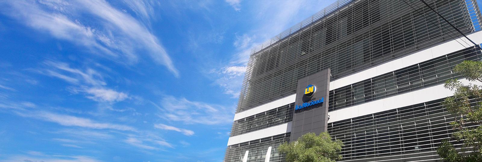 Edificio de Fiduciaria La Nacional